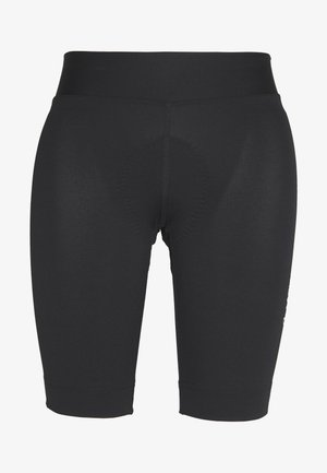 BIKE SHORT TOUR - Tights - black