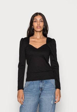 YASFAMA - Long sleeved top - black