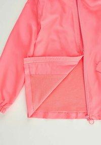 DeFacto - Waterproof jacket - pink - 3