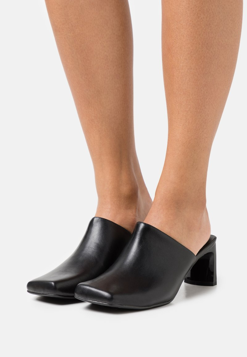 4th & Reckless - JESSIE - Heeled mules - black