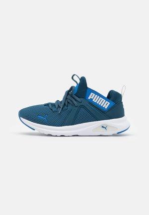 ENZO 2 WEAVE JR UNISEX - Obuwie do biegania treningowe - intense blue/nebulas blue/white