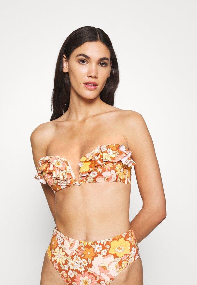 BACK THEN UNDERWIRE - Haut de bikini - multicolor