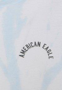 American Eagle - BRANDED FASHION LENNON TEE - Print T-shirt - blue - 2