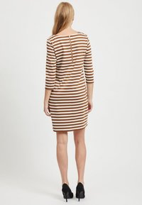 Vila - VITINNY - Day dress - toffee - 2