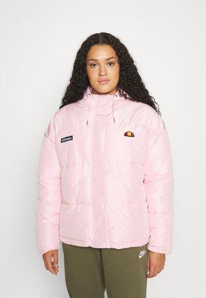 PEJO - Kurtka zimowa - light pink