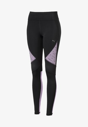 Tights - black-orchid