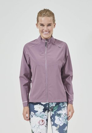 Trainingsjacke - 4160 grey lavender