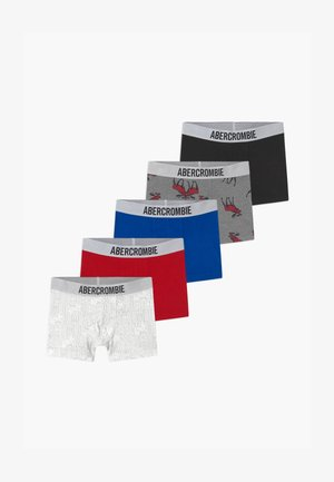 NEUTRALS 5 PACK - Boxerky - red/blue/white