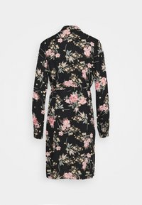 PIECES Tall - PCPAOLA DRESS - Shirt dress - black - 6