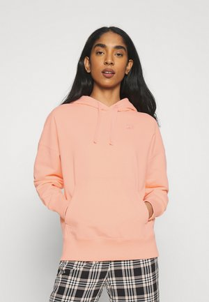 DOWNTOWN HOODIE - Sweat à capuche - apricot blush
