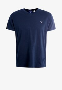 GANT - THE ORIGINAL - T-shirt - bas - navy - 5