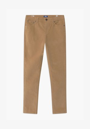 JJIGLENN JJORG - Trousers - cornstalk