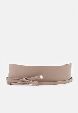 WAISTBAND BELT GENERAL BELTS - Pásek - taupe
