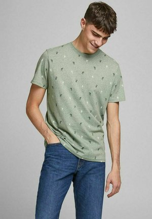Print T-shirt - sea spray
