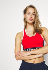 Reebok - LINEAR LOGO BRALETTE - Sports-bh'er - insred - 5