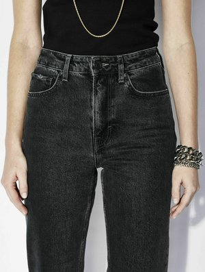 Jeans bootcut - charcoal