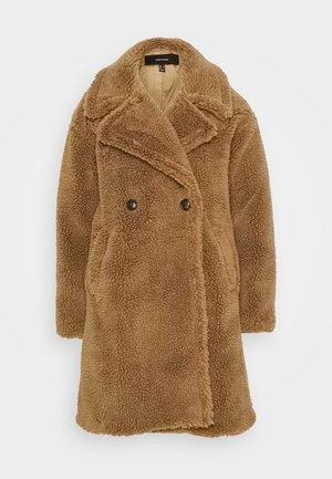 VMLYNNE JACKET - Zimní kabát - tobacco brown