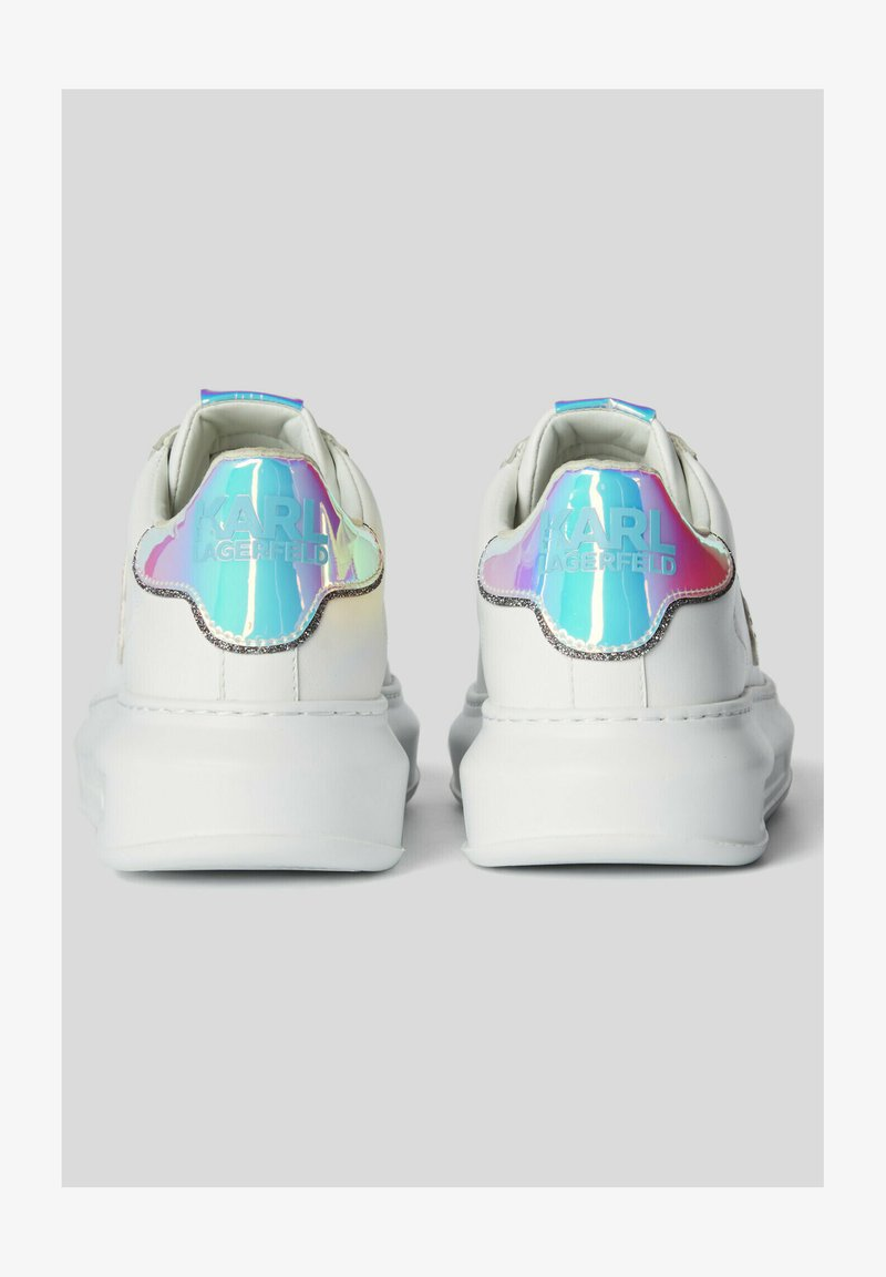 KARL LAGERFELD - Trainers - white