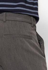 Samsøe Samsøe - FRANKIE PANTS - Trousers - dark grey - 5
