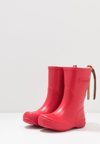 Bisgaard - BASIC BOOT - Botas de agua - red - 3