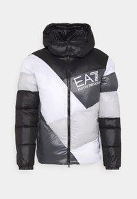 EA7 Emporio Armani - Winter jacket - black/white - 5