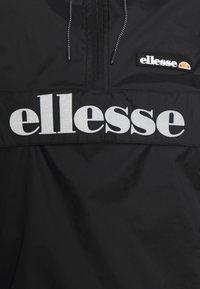 Ellesse - BERTOLETI JACKET - Training jacket - black - 5