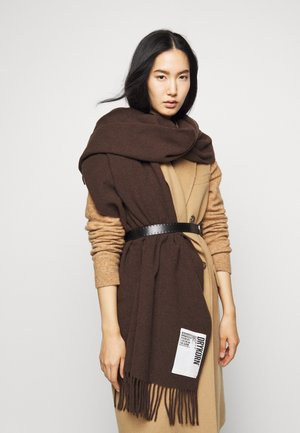 GAZE - Scarf - brown