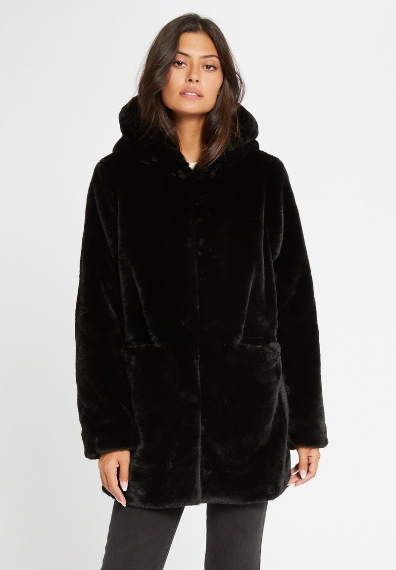 Morgan - Winter coat - black