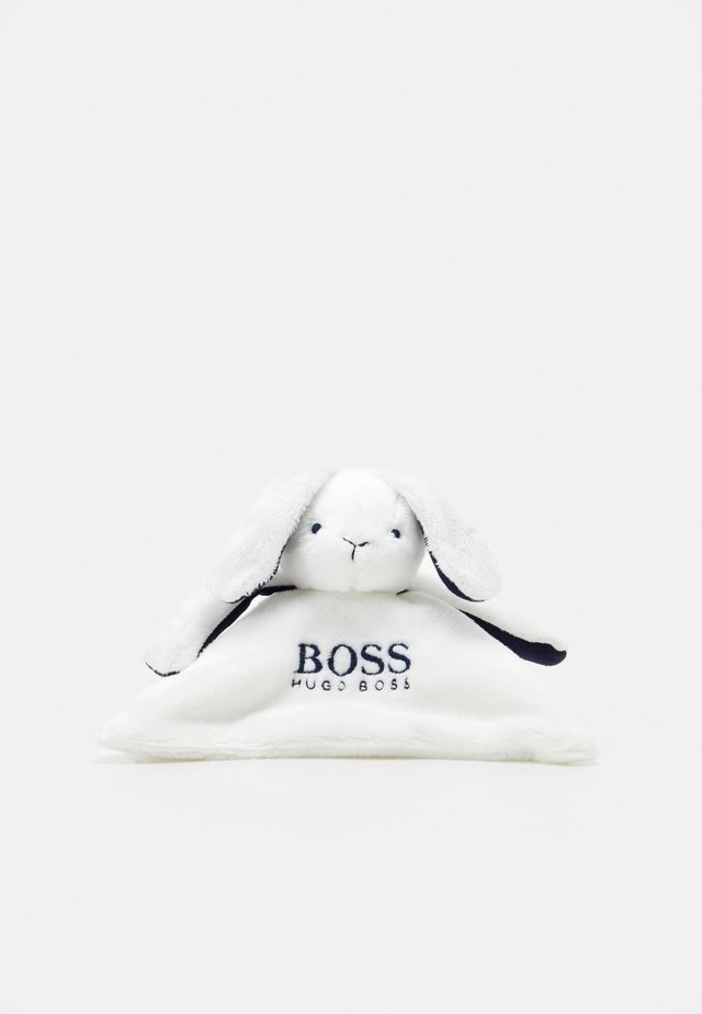 SOFT TOY BABY UNISEX - Bamser - white