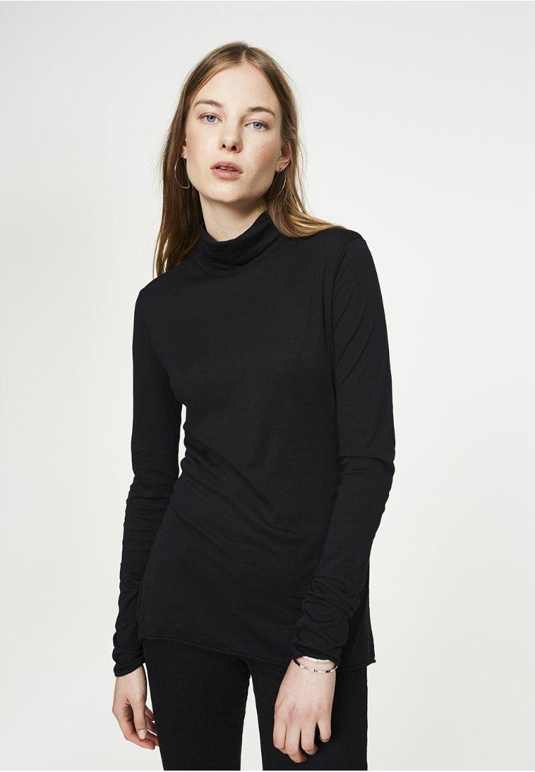 ARMEDANGELS - MALENAA - Long sleeved top - black