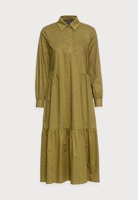 Esprit Collection - Shirt dress - olive - 4