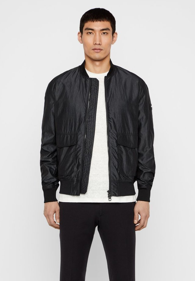 MARTY - Giubbotto Bomber - black