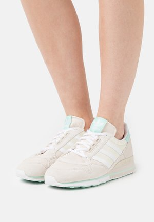 ZX 500  - Baskets basses - alumina/clear mint/cream white