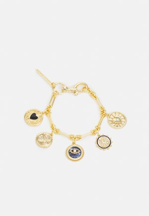 CHARM BRACELET - Bracelet - gold-coloured
