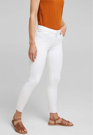 FASHION - Jeans Skinny Fit - white