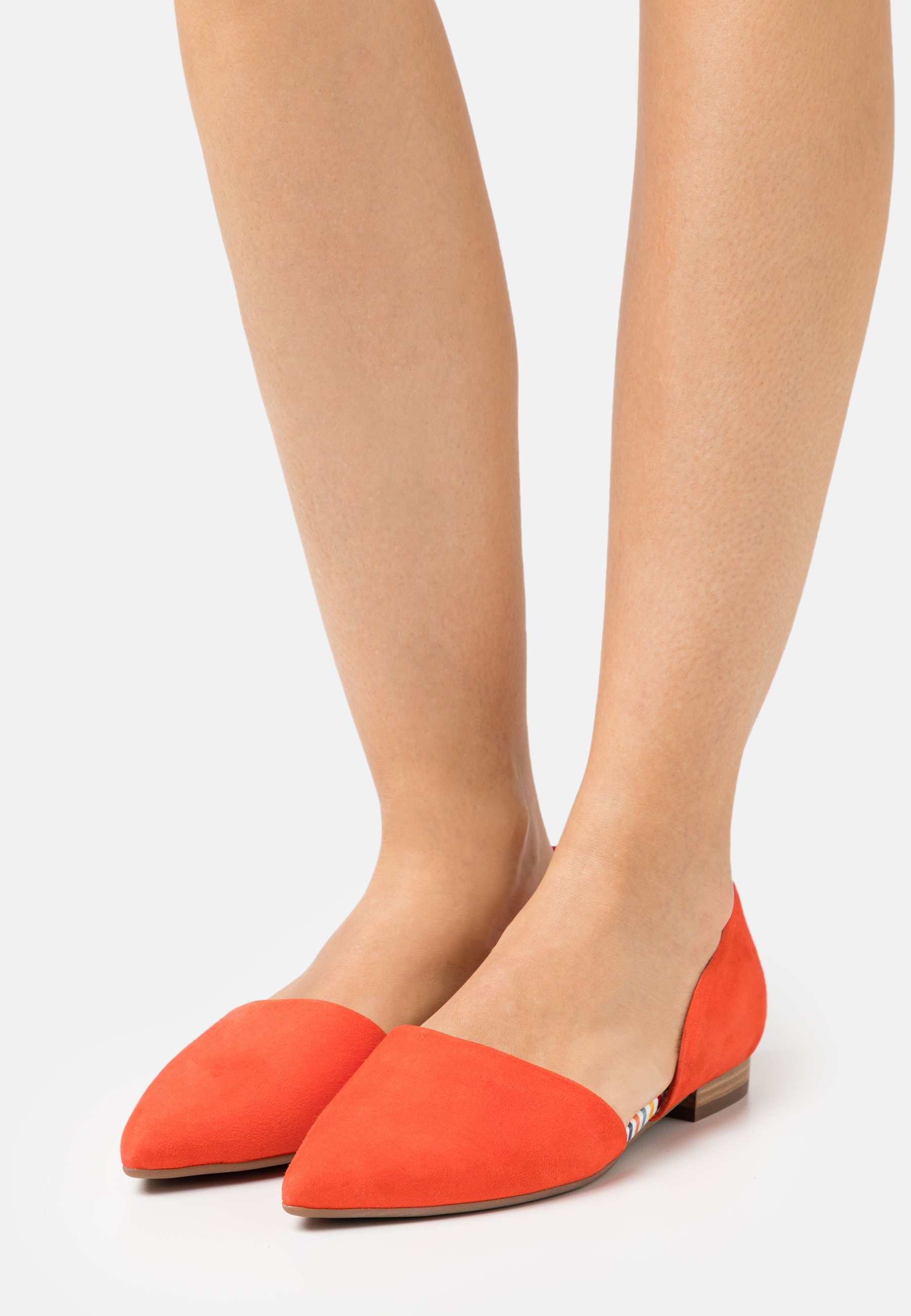 Women TIPPI - Ballet pumps - tango