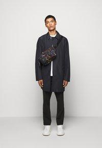 PS Paul Smith - Waterproof jacket - dark blue - 1