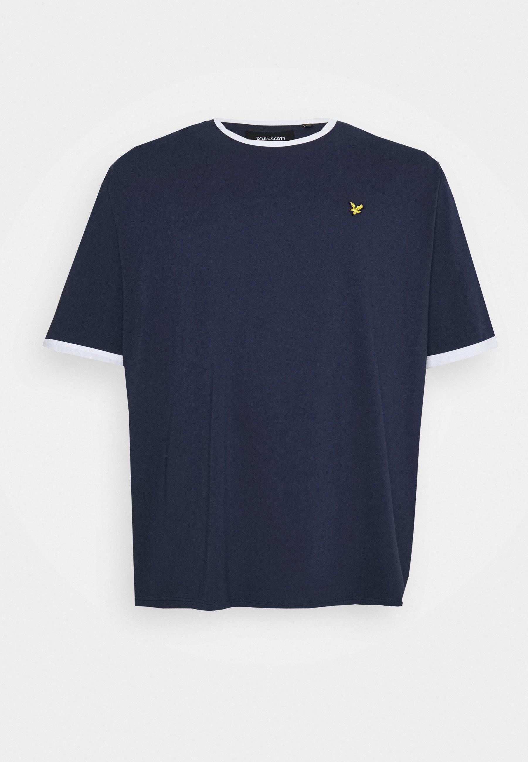 Herren PLUS RINGER - T-Shirt print