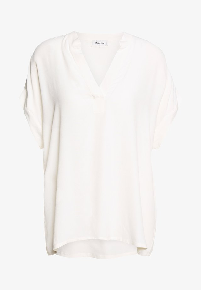CONNOR - Blouse - off white