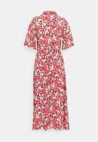 Soaked in Luxury - SLINDIANA RAFINA  - Shirt dress - multifloral cardinal - 1