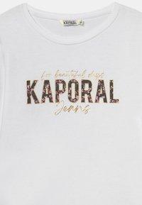 Kaporal - BELIO - Longsleeve - white - 2