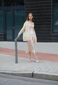 Olivia Rubin - AUBREY - Cocktail dress / Party dress - pink/yellow - 2