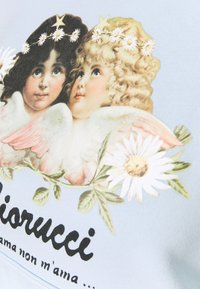 Fiorucci - DAISY ANGELS HOODIE - Mikina - pale blue - 5