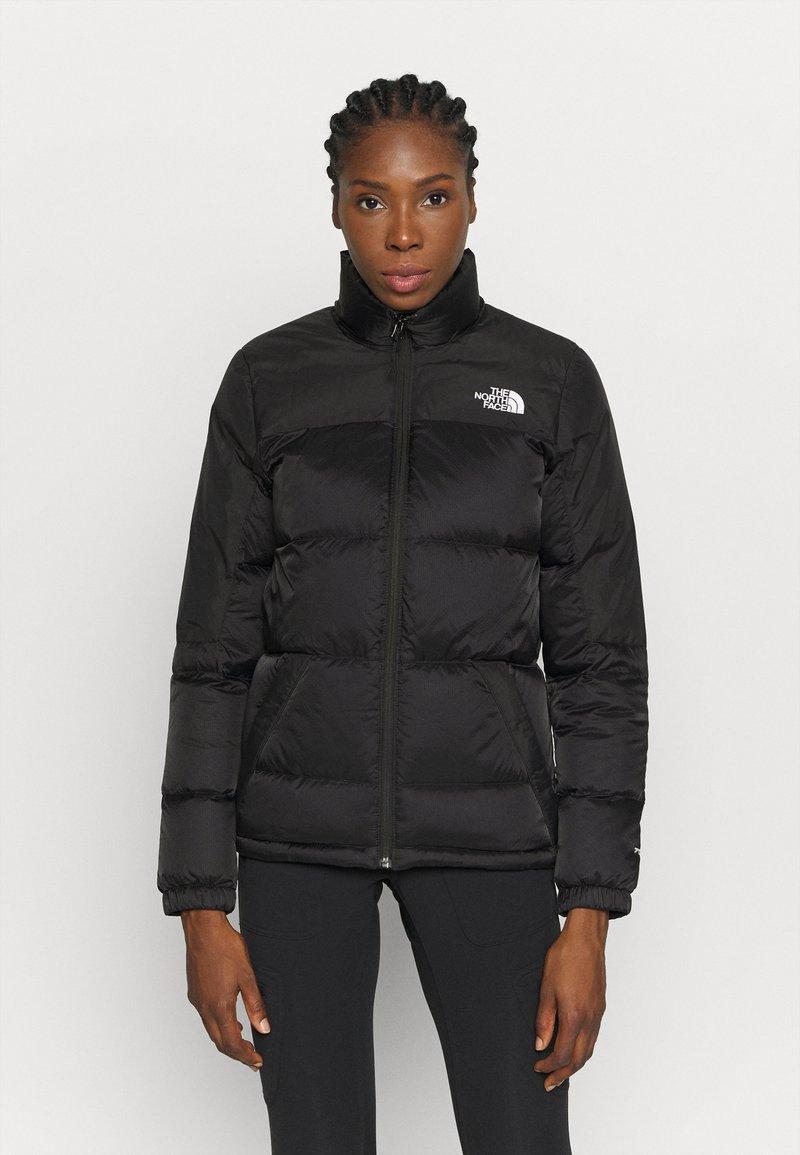 The North Face - DIABLO JACKET - Down jacket - black