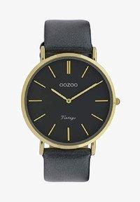 OOZOO - VINTAGE - Watch - dunkelgrau - 0