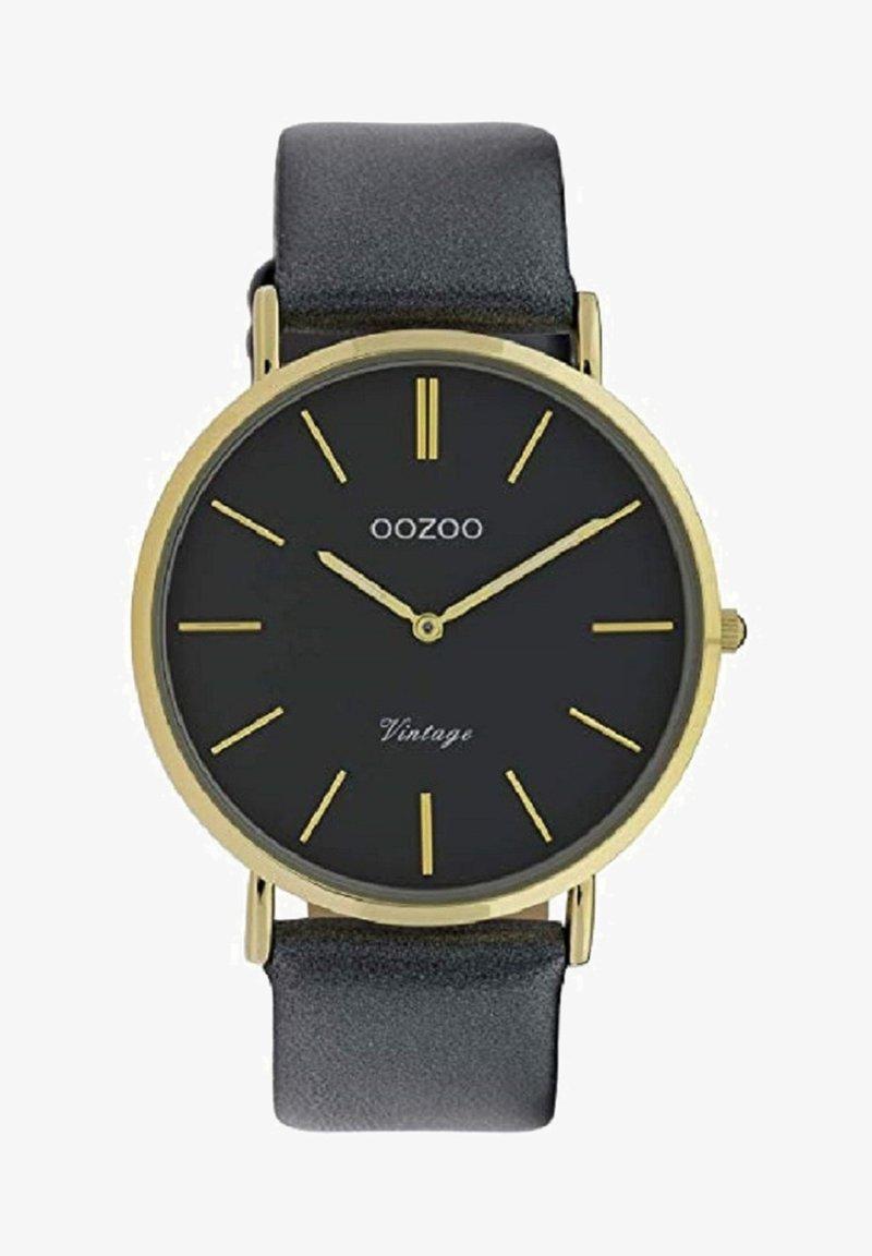 OOZOO - VINTAGE - Watch - dunkelgrau