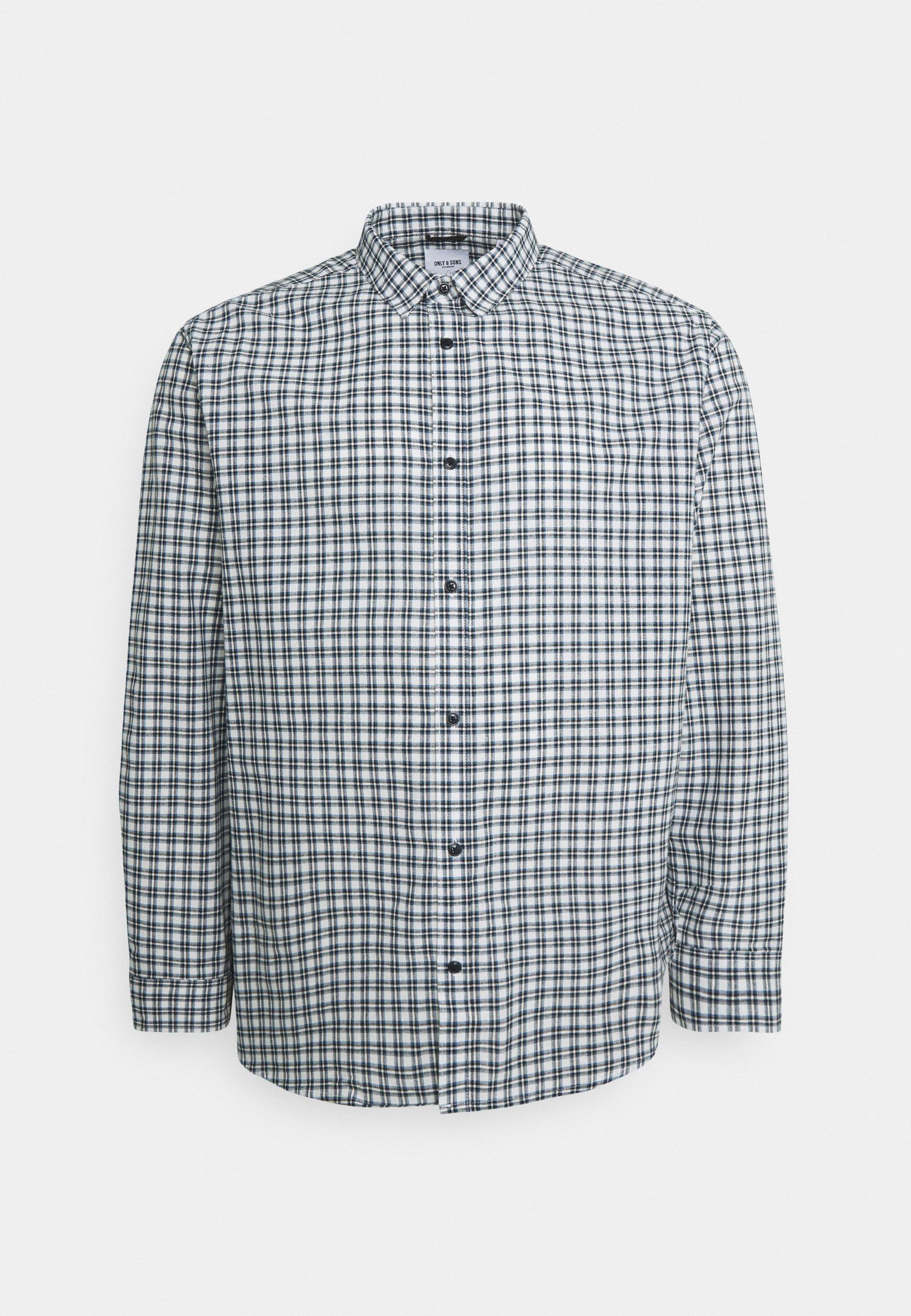 Men ONSTONY CHECK PLUS SIZE - Shirt