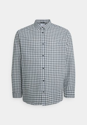 ONSTONY CHECK PLUS SIZE - Camicia - cloud dancer