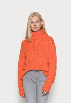 Trui - orange flash