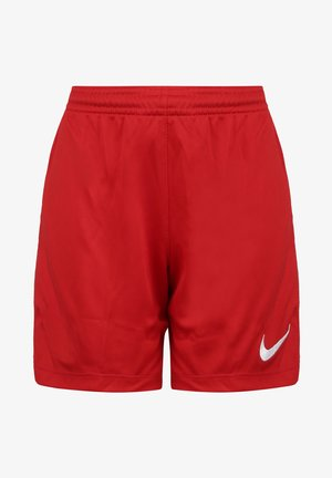 Sports shorts - university red / white
